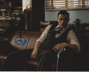 Michael Malarkey Project Blue Book Signed Autograph 8x10 Photo #12 - Outlaw Hobbies Authentic Autographs