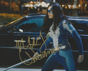 Nicole Maines Dreamer Supergirl Signed Autograph 8x10 Photo #3 - Outlaw Hobbies Authentic Autographs