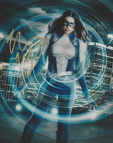 Nicole Maines Supergirl Signed Autograph 8x10 Photo #3 - Outlaw Hobbies Authentic Autographs