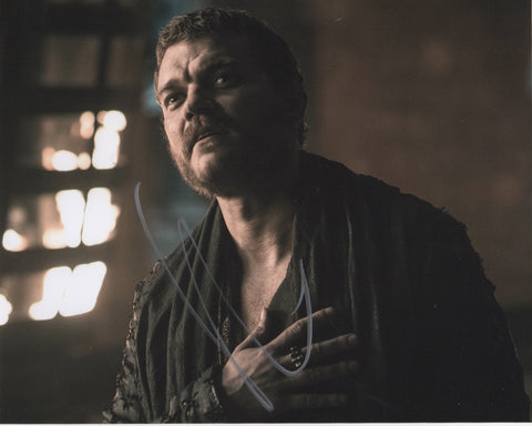 Pilou Asbaek Game of Thrones Signed Autograph 8x10 Photo #2 - Outlaw Hobbies Authentic Autographs
