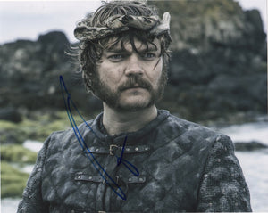 Pilou Asbaek Game of Thrones Signed Autograph 8x10 Photo #4 - Outlaw Hobbies Authentic Autographs