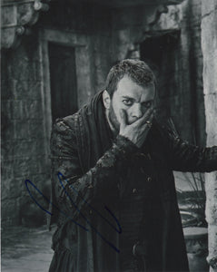 Pilou Asbaek Game of Thrones Signed Autograph 8x10 Photo #3 - Outlaw Hobbies Authentic Autographs