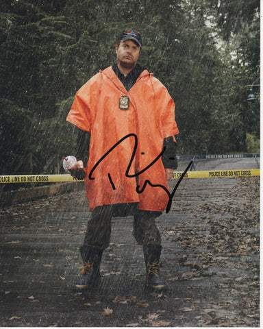 Rainn Wilson Backstrom Signed Autograph 8x10 Photo #6 - Outlaw Hobbies Authentic Autographs