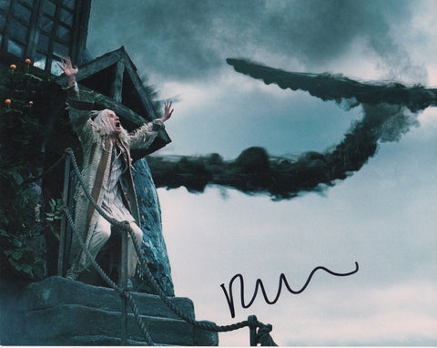 Rhys Ifans Harry Potter Signed Autograph 8x10 Photo - Outlaw Hobbies Authentic Autographs