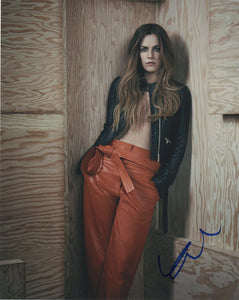 Riley Keough Sexy Signed Autograph 8x10 Photo #3 - Outlaw Hobbies Authentic Autographs