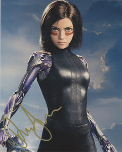 Rosa Salazar Alita Signed Autograph 8x10 Photo #2 - Outlaw Hobbies Authentic Autographs