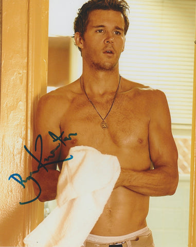 Ryan Kwanten True Blood Autograph 8x10 Photo #3 - Outlaw Hobbies Authentic Autographs