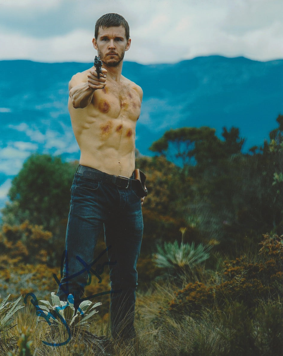 Ryan Kwanten True Blood Autograph 8x10 Photo #4 - Outlaw Hobbies Authentic Autographs