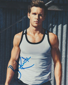 Ryan Kwanten True Blood Autograph 8x10 Photo - Outlaw Hobbies Authentic Autographs
