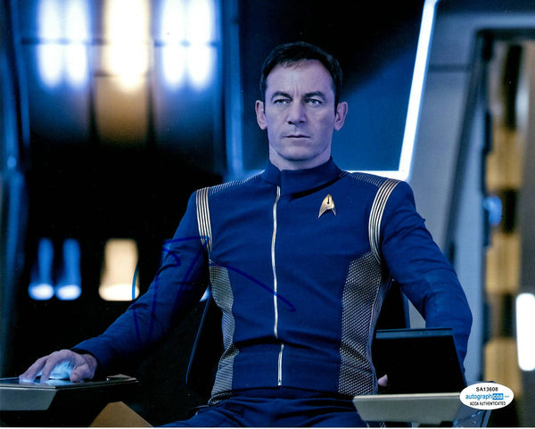 Jason Isaacs Star Trek Signed Autograph 8x10 Photo #4 - Outlaw Hobbies Authentic Autographs