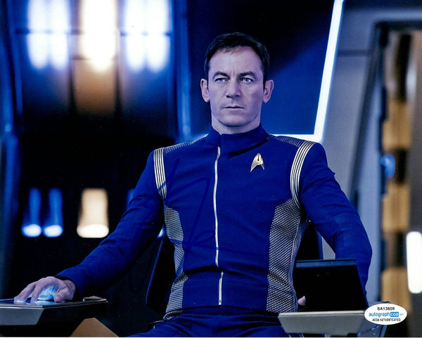 Jason Isaacs Star Trek Signed Autograph 8x10 Photo #5 - Outlaw Hobbies Authentic Autographs