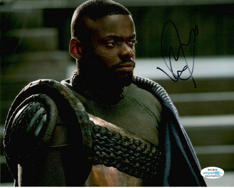 Daniel Kaluuya Black Panther Signed Autograph 8x10 Photo - Outlaw Hobbies Authentic Autographs
