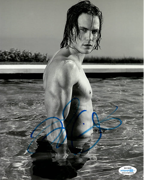 Taylor Kitsch Signed Autograph 8x10 Photo #4 - Outlaw Hobbies Authentic Autographs