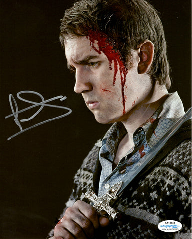 Matthew Matt Lewis Harry Potter Signed Autograph 8x10 Photo #3