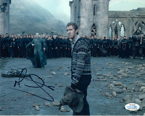 Matthew Matt Lewis Harry Potter Signed Autograph 8x10 Photo #5