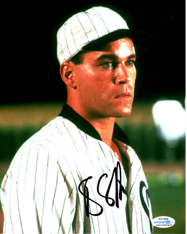 Ray Liotta Field of Dreams Signed Autograph 8x10 Photo - Outlaw Hobbies Authentic Autographs