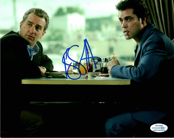 Ray Liotta Goodfellas Signed Autograph 8x10 Photo - Outlaw Hobbies Authentic Autographs