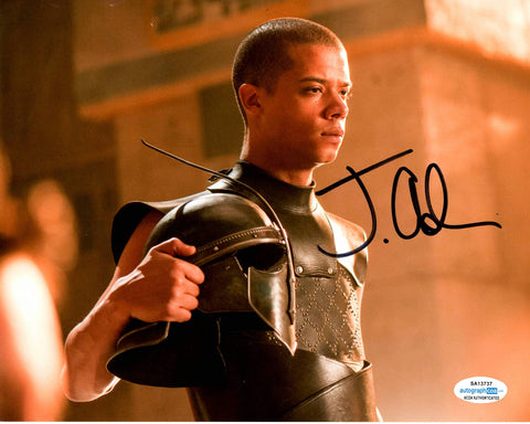 Jacob Anderson Game of Thrones Signed Autograph 8x10 Photo ACOA