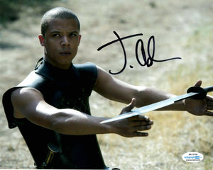 Jacob Anderson Game of Thrones Signed Autograph 8x10 Photo ACOA #2 - Outlaw Hobbies Authentic Autographs