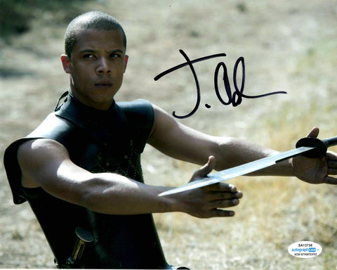 Jacob Anderson Game of Thrones Signed Autograph 8x10 Photo ACOA #2