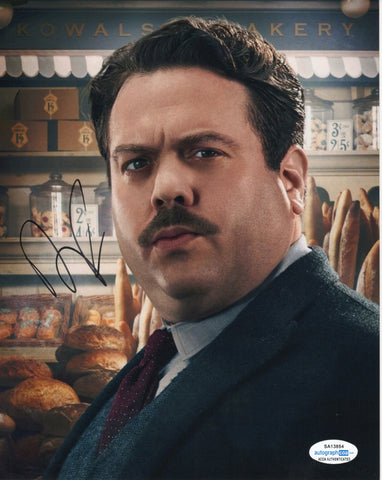 Dan Fogler Fantastic Beasts Signed Autograph 8x10 Photo ACOA