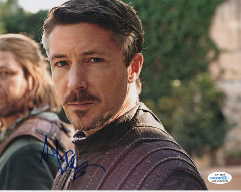 Aidan Gillen Game of Thrones Signed Autograph 8x10 Photo ACOA #6 - Outlaw Hobbies Authentic Autographs