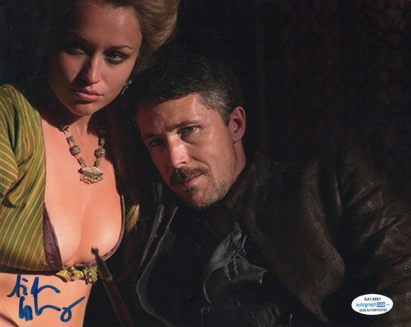 Aidan Gillen Game of Thrones Signed Autograph 8x10 Photo ACOA #8 - Outlaw Hobbies Authentic Autographs
