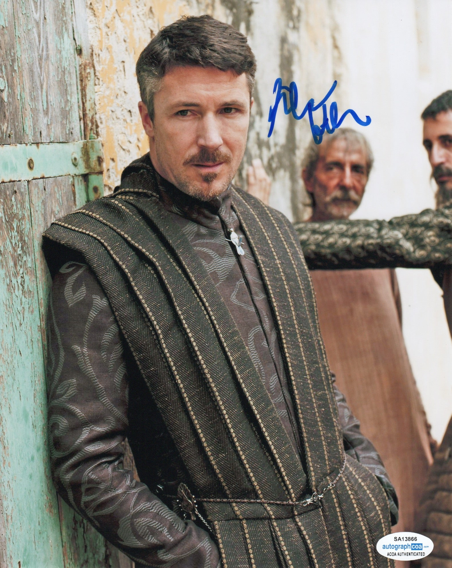 Aidan Gillen Game of Thrones Signed Autograph 8x10 Photo ACOA #13 - Outlaw Hobbies Authentic Autographs
