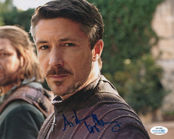 Aidan Gillen Game of Thrones Signed Autograph 8x10 Photo ACOA #14 - Outlaw Hobbies Authentic Autographs