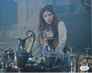 Anna Kendrick Into the Woods Signed Autograph 8x10 Photo ACOA - Outlaw Hobbies Authentic Autographs