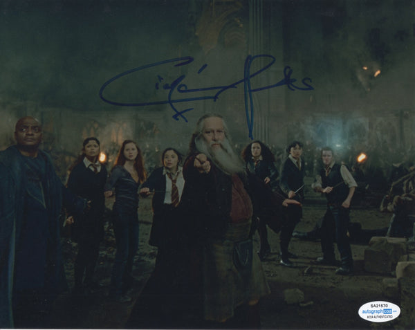 Ciaran Hinds Harry Potter Signed Autograph 8x10 Photo ACOA - Outlaw Hobbies Authentic Autographs
