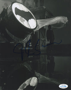 JK Simmons Batman Signed Autograph 8x10 Photo ACOA