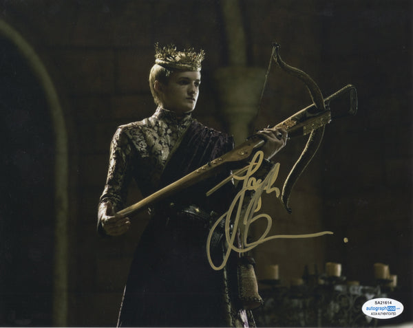Jack Gleeson Game of Thrones Signed Autograph 8x10 Photo ACOA #9 - Outlaw Hobbies Authentic Autographs