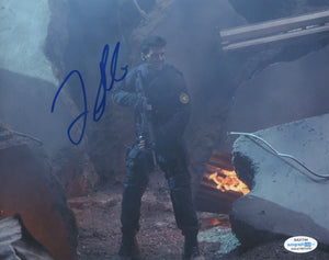 Frank Grillo Captain America Crossbones Signed Autograph 8x10 ACOA #2 - Outlaw Hobbies Authentic Autographs
