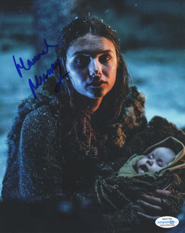 Hannah Murray Game of Thrones Signed Autograph 8x10 Photo ACOA #5