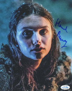 Hannah Murray Game of Thrones Signed Autograph 8x10 Photo ACOA #6 - Outlaw Hobbies Authentic Autographs