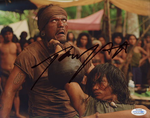 Tony Jaa Ong-Bak Signed Autograph 8x10 Photo ACOA Authentic #10 - Outlaw Hobbies Authentic Autographs
