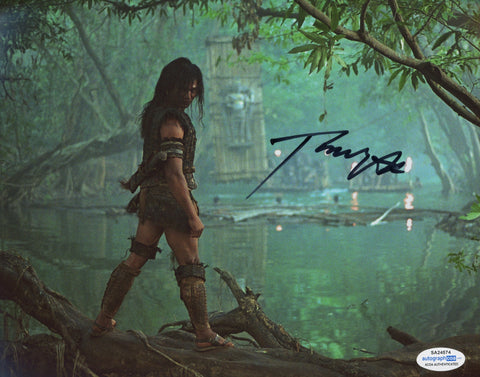 Tony Jaa Ong-Bak Signed Autograph 8x10 Photo ACOA Authentic - Outlaw Hobbies Authentic Autographs