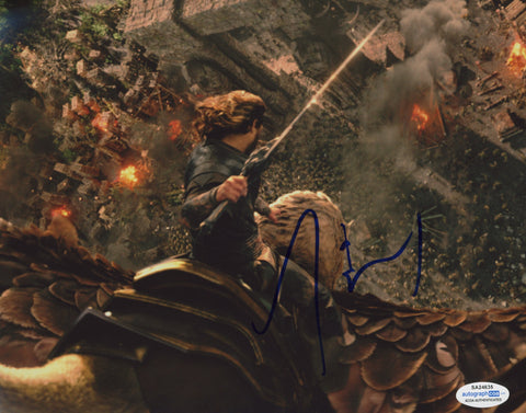 Travis Fimmel Signed Autograph Photo 8x10 ACOA Warcraft - Outlaw Hobbies Authentic Autographs