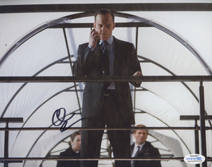 Clark Gregg Avengers Marvel Agent Coulson Signed Autograph 8x10 Photo ACOA #4 - Outlaw Hobbies Authentic Autographs