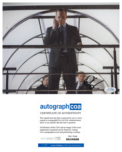 Clark Gregg Avengers Marvel Agent Coulson Signed Autograph 8x10 Photo ACOA #3 - Outlaw Hobbies Authentic Autographs