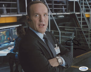Clark Gregg Avengers Marvel Agent Coulson Signed Autograph 8x10 Photo ACOA - Outlaw Hobbies Authentic Autographs
