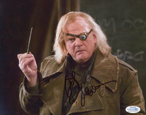 Brendan Gleeson Harry Potter Signed Autograph ACOA Photo #5 - Outlaw Hobbies Authentic Autographs