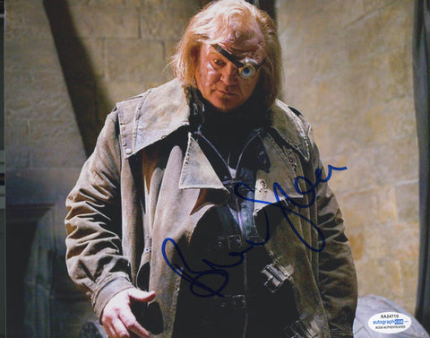 Brendan Gleeson Harry Potter Signed Autograph ACOA Photo #3 - Outlaw Hobbies Authentic Autographs