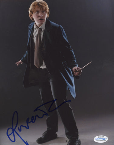 Rupert Grint Harry Potter Signed Autograph 8x10 ACOA - Outlaw Hobbies Authentic Autographs