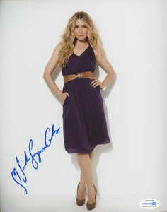 Sarah Carter Sexy Signed Autograph 8x10 Photo #6 - Outlaw Hobbies Authentic Autographs