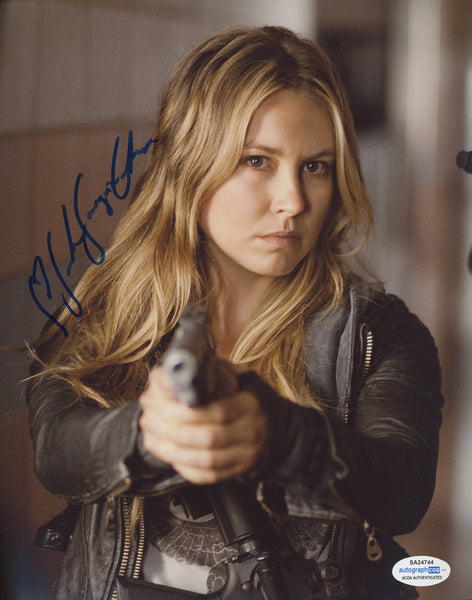 Sarah Carter Sexy Signed Autograph 8x10 Photo #4 - Outlaw Hobbies Authentic Autographs