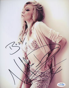 Natalie Dormer Sexy Signed Autograph 8x10 Photo #12 - Outlaw Hobbies Authentic Autographs