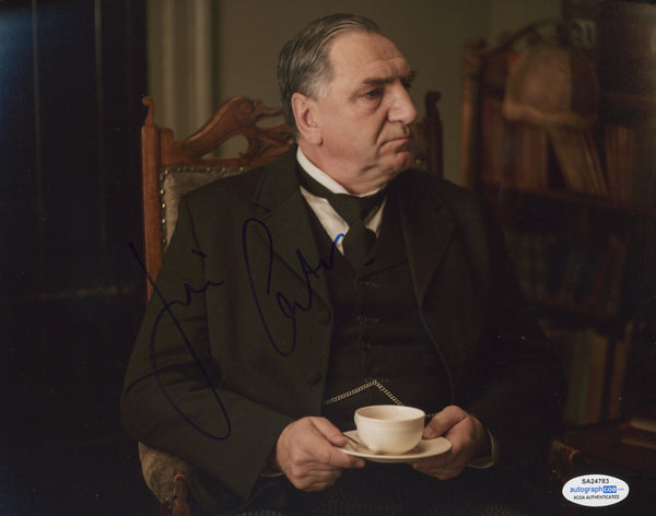 Jim Carter Downton Abbey Signed Autograph 8x10 Photo ACOA #3 - Outlaw Hobbies Authentic Autographs