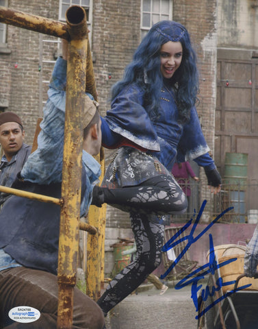 Sofia Carson Descendants Signed Autograph 8x10 Photo ACOA - Outlaw Hobbies Authentic Autographs